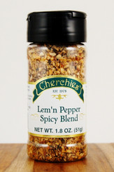 Cherchies Lem'n Pepper Spicy Blend Seasoning