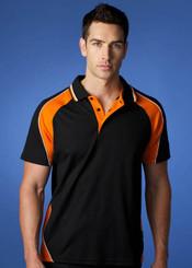 Aussie Pacific Panorama Mens Polo