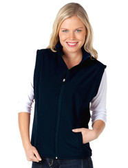 JB's Wear Ladies Softshell Layer Vest