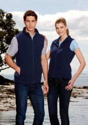 Biz Collection Trinity Mens Vest