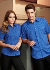 Cuban Shirt - Ladies S/S Shirt