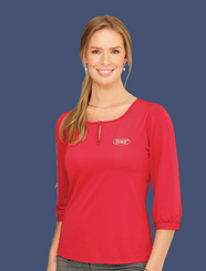 Ladies Silvertech  Top