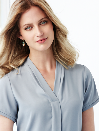 Madison Short Sleeve Blouse
