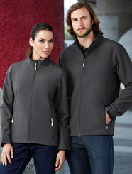 Apex Mens & Ladies Softshell Jacket