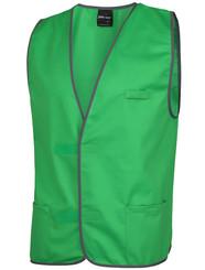 Hi Vis Tricot Safety Vest