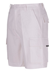 JB's Painters White Cargo Short