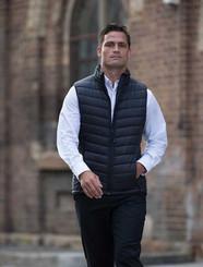 Snowy Puffer Vest