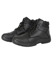 Steeler Side Zip Boot