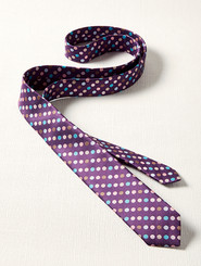 Mens Multi-Spot Tie