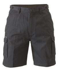 Bisley 8 Pocket Mens Cargo Short