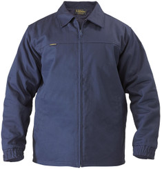 Bisley Mens Cotton Drill Jacket