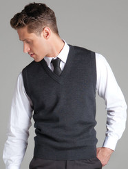 Johnny Bobbin Mens Knitted Vest