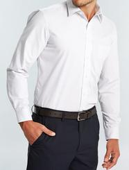Mens L/S Sleeve Wrinkle Free Shirt