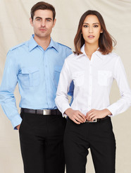 Mens & Ladies Epaulette Shirt