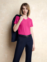 Ladies Relaxed Fit Cool Stretch Pant