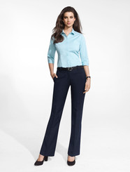 Hipster Fit Cool Stretch Pinstripe Pant