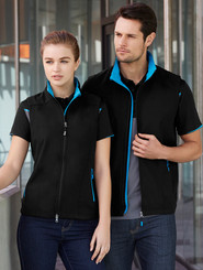 Biz Collection Geneva Mens & Ladies Soft Shell Vest