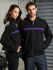 Unisex Soft Shell Charger Jacket