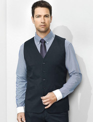 Mens Cool Stretch Longline Vest