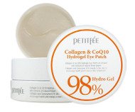 Petitfee Collagen n CoQ10 Hydrogel Eye Patch