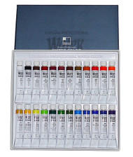 Shinhan Watercolors Artist Paint Tubes Set 24 Colors 7.5ml Each