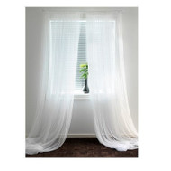 IKEA LILL Sheer Curtains