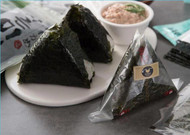 Dried Triangle Shape Seaweed Rice Roll Kimbap 20, 40, 60 counts with DIY ki
