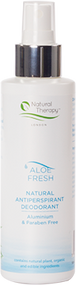 Aloe Fresh Natural Antiperspirant Deodorant 125ml
