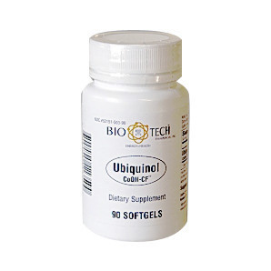 Ubiquinol CoQ10 90 capsules 50mg