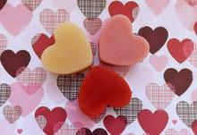 Three Small Hearts Set