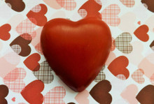 Red large Heart