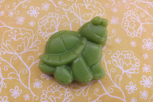 Green Apple Turtle Soap