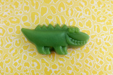 Green Apple Alligator Soap