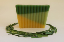 Smooth Lemongrass Soap Slice