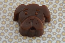 Brownie The Dog Soap - Cinnamon