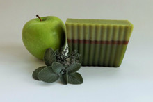 Apple & Herb Kitchen/garden Soap