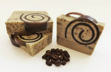 Mocha Delight Kitchen Soap Slice