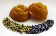 Chamomile Lavender Large Rose Soap