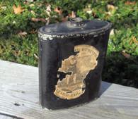 Hazard Black powder tin with label (SOLD)