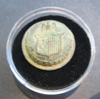 Civil War New York Button recovered in Maryland (SOLD)