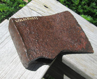 Large Axe head from Battle of the Wilderness, VA (SOLD, JW)
