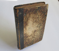 Personal signed Cavalry Tactics book of General Charles Fitzhugh