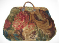 Civil War era Carpet Bag