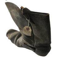 Civil War Soldier's boot recovered from the battlefield (SOLD)