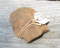 Artillery Shell Fragment from Trostle Farm, Gettysburg