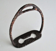 Stirrup reovered from the Gettysburg Battlefield, CS