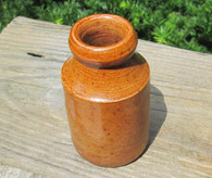 Civil War Pottery Inkwell