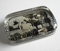 Early Gettysburg Souvenir Paperweight