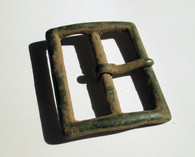 Brass Buckle recovered at Antietam (SOLD)