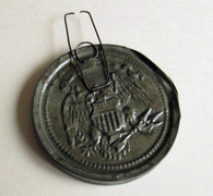 Civil War Soldier's Patriotic Mirror (SOLD)